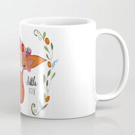 Stay Clever Little Fox Coffee Mug