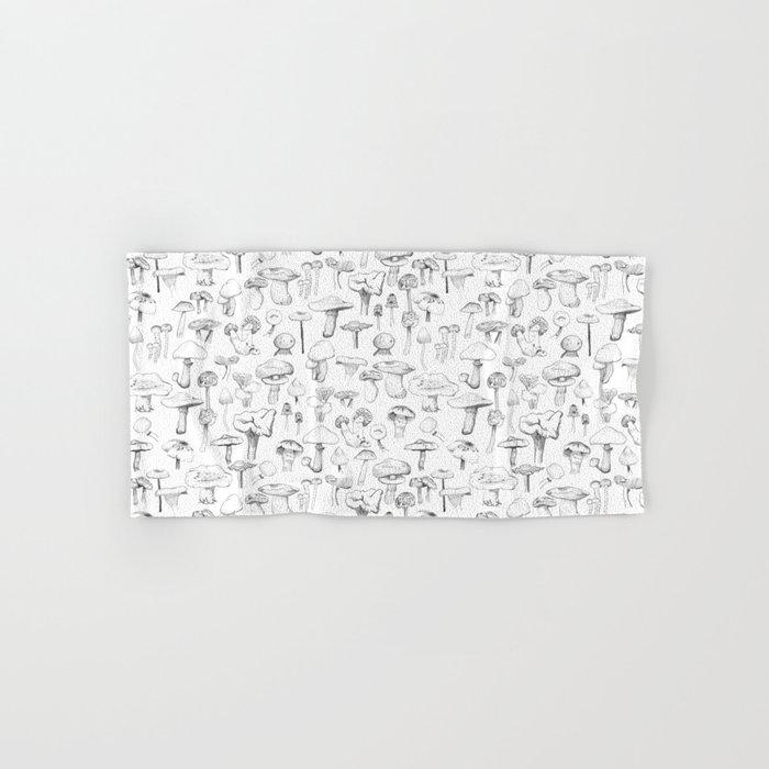 The mushroom gang Hand & Bath Towel