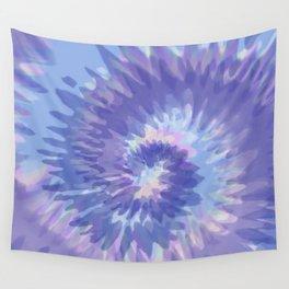 Indigo Tie Dye Wall Tapestry