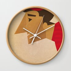 Fausto Wall Clock