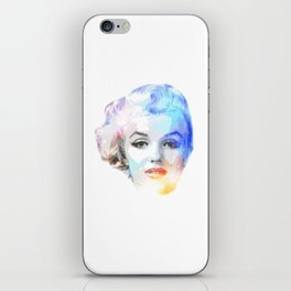 The Blond Bombshell iPhone Skin