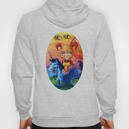 The Candy Warrior Hoody