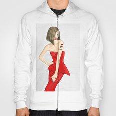 Fashion model Hoody