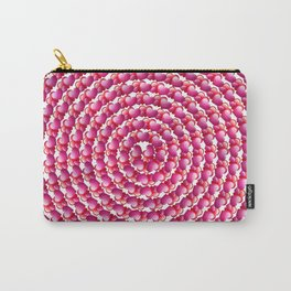 Heart Swirl Carry-All Pouch