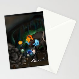 A new discovery Stationery Cards