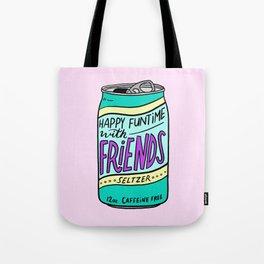 HFTWF Seltzer Tote Bag