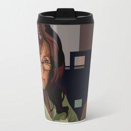 Battlestar Galactica : Mary McDonnell Travel Mug