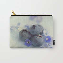 Blueberry Smile Carry-All Pouch