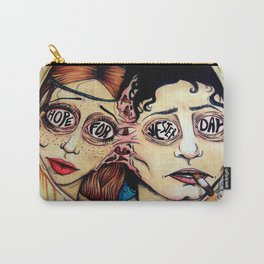 Ouija Board (local band Tiny Tiny) Carry-All Pouch