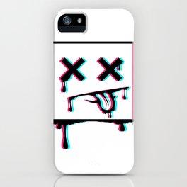 Dead Pixel CMK iPhone Case