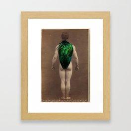 Ready For Take-Off Framed Art Print