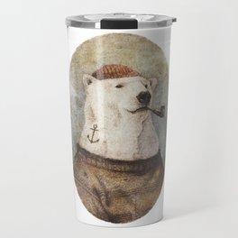 Onto the Shore Travel Mug