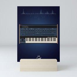 The Synth Project - Oberheim OB-XA Mini Art Print