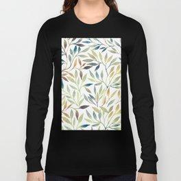 Leaves 5 Long Sleeve T-shirt
