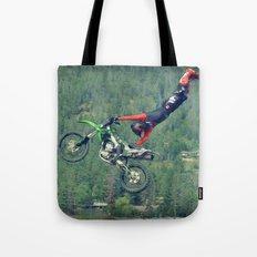 MotoCross King Tote Bag