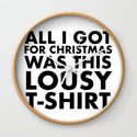 All I got for christmas was this lousy t-shirt by koovox