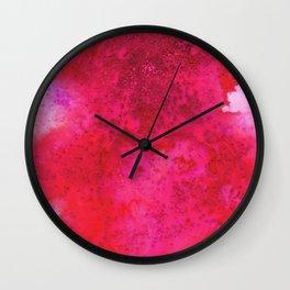 texture 1 Wall Clock