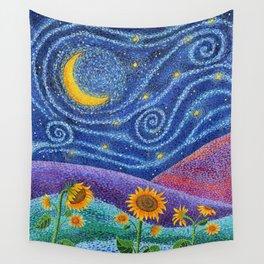 Dream Fields Wall Tapestry