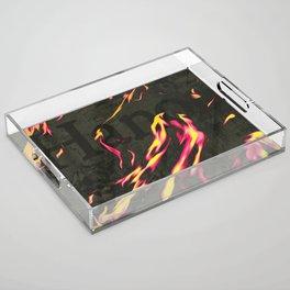 Hanoi Acrylic Tray