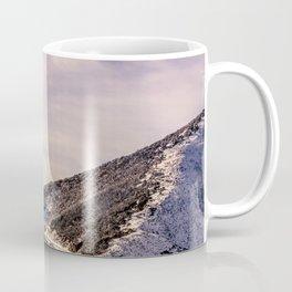 Road To The Snow At Mt Hotham Coffee Mug