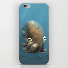 Olive Cuttle iPhone & iPod Skin