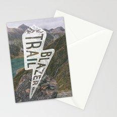 Trail Blazer Stationery Cards