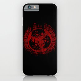 War of the Gods iPhone Case
