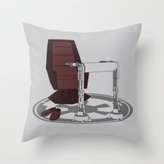 Imperial Walker Throw Pillow