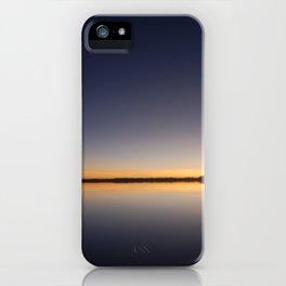 Salar De Uyuni Sunrise 1 iPhone Case