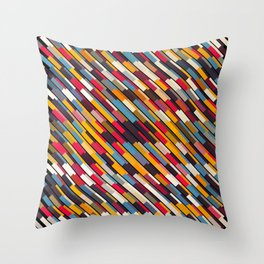 Texturize Throw Pillow