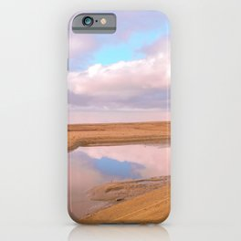 Calm waters II iPhone Case