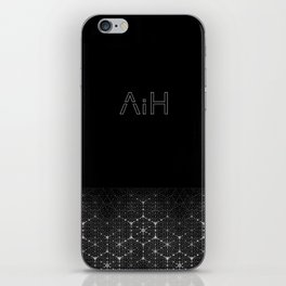 aih logo iPhone Skin