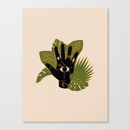 Mystic Hand Canvas Print