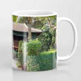 Ho Chi Minh stilts Coffee Mug