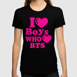 BTS boys T-shirt