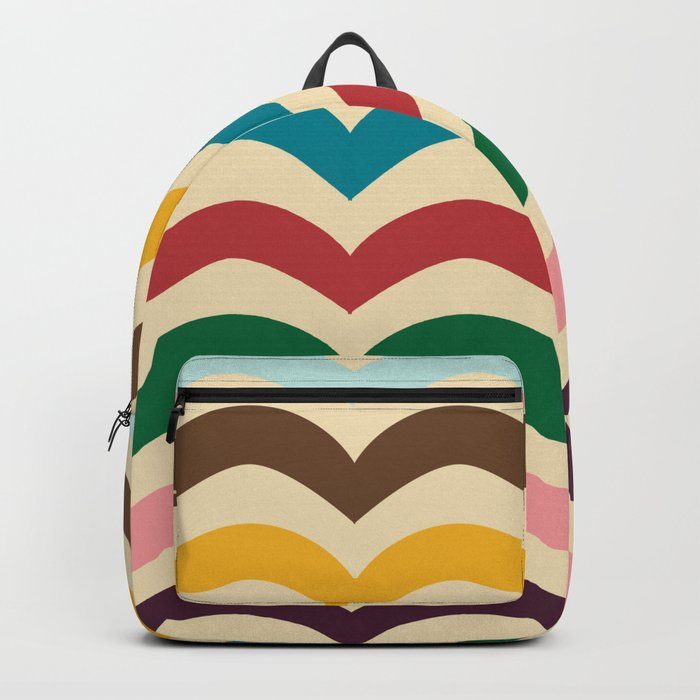 sweet summer waves Backpack