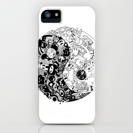 Sid-Sang iPhone Case
