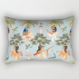 Nilo Azzurro Rectangular Pillow