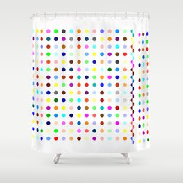 Albuterol Shower Curtain