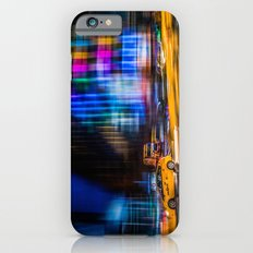 A colorful town Slim Case iPhone 6s
