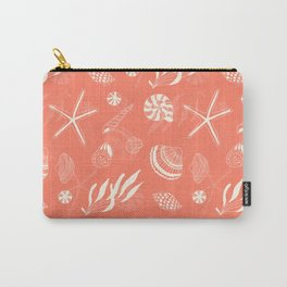 Sea shells patten Carry-All Pouch