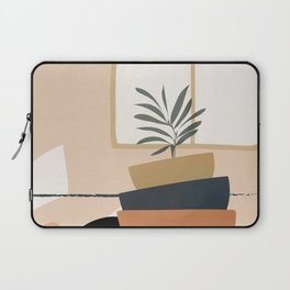 Plant in a Pot Laptop Sleeve