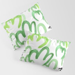 Animals in the forest Pillow Sham