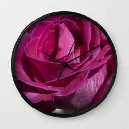 Valentine's Day Roses 26 Wall Clock