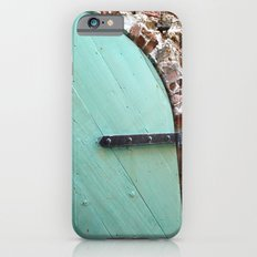 Historic St. Thomas, USVI, Door way and  stone wall Slim Case iPhone 6s