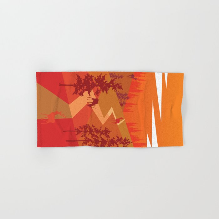 My Nature Collection No. 26 Hand & Bath Towel