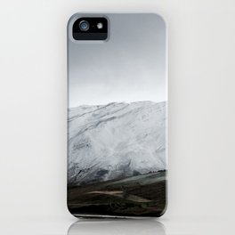 September snow iPhone Case