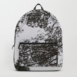 Up in the air. Into the deep forest Backpack