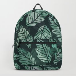 Colorful leaves IV Backpack