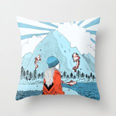 Wonderlanded Throw Pillow
